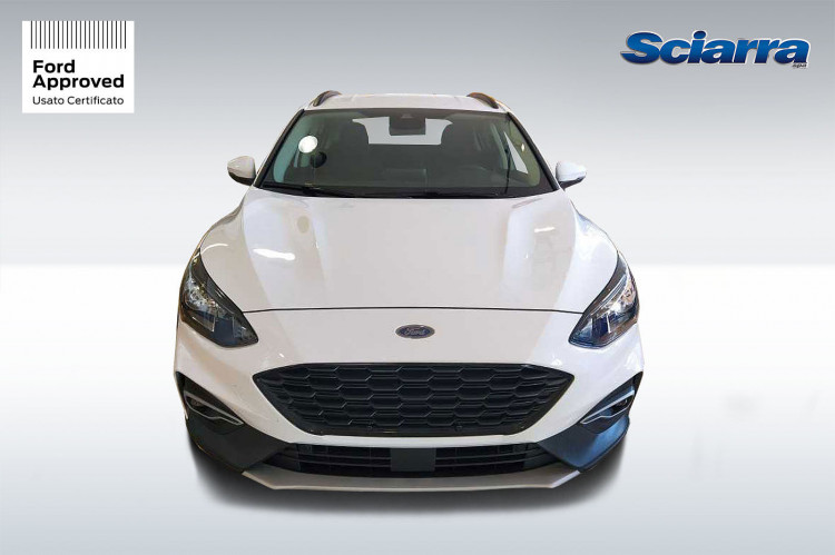 Ford Focus 1.0 EcoBoost 125 CV 5p. Active a 18.900€ - immagine 4
