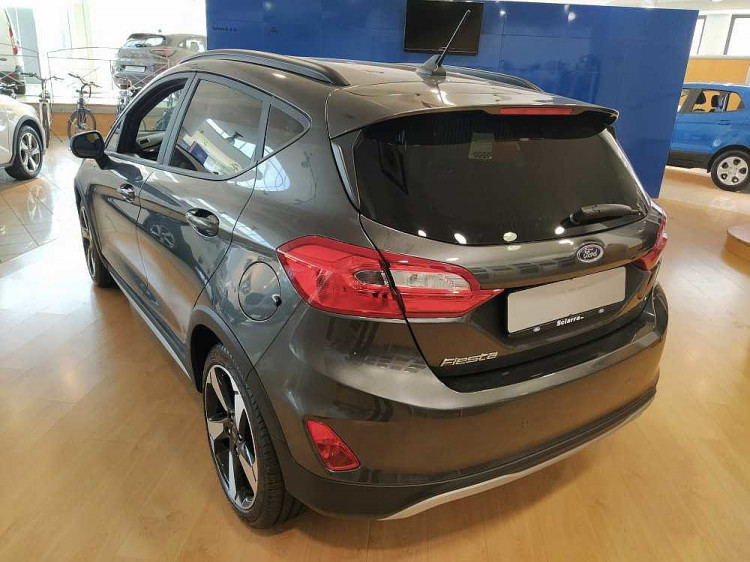 Ford Fiesta Active 1.0 Ecoboost 95 CV a 17.000€ - immagine 13