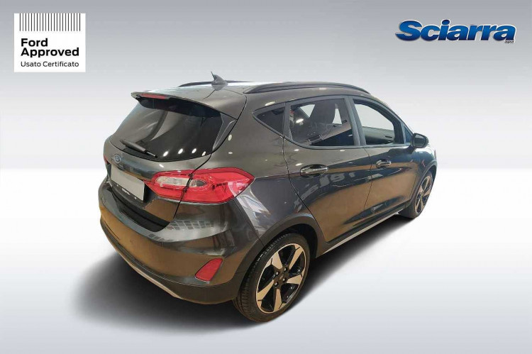 Ford Fiesta Active 1.0 Ecoboost 95 CV a 17.000€ - immagine 2