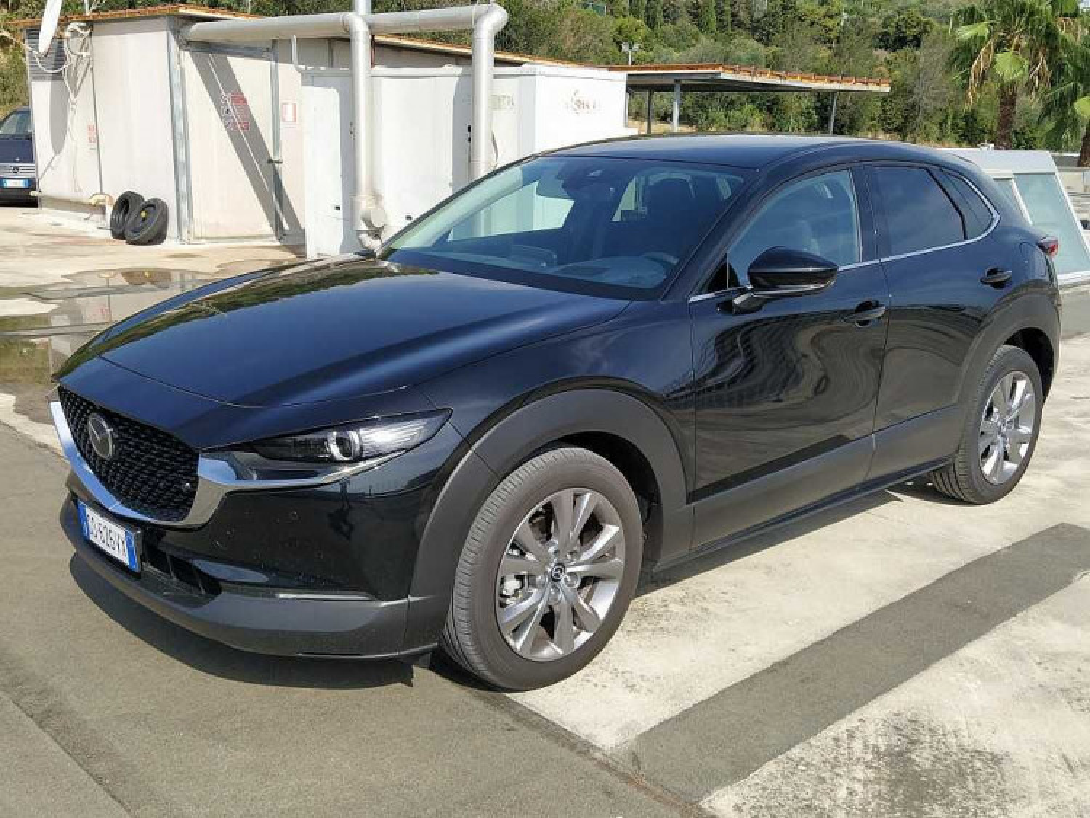 Mazda CX-30 2.0L Skyactiv-X M-Hybrid 2WD Exceed a 29.000€ - immagine 11