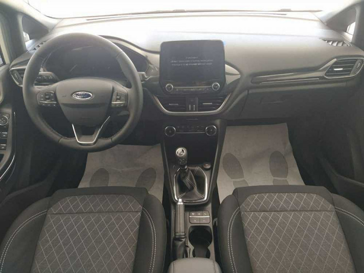 Ford Fiesta Active 1.0 Ecoboost 95 CV a 17.900€ - immagine 6