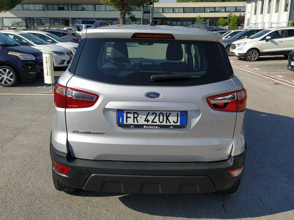 Ford Ecosport 1.5 TDCi 100 CV Start&Stop Plus a 15.400€ - immagine 11