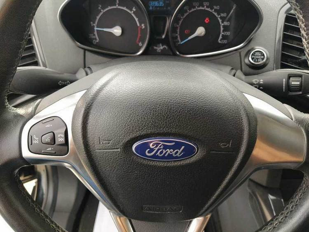 Ford Ecosport 1.5 TDCi 95 CV Titanium a 13.400€ - immagine 19