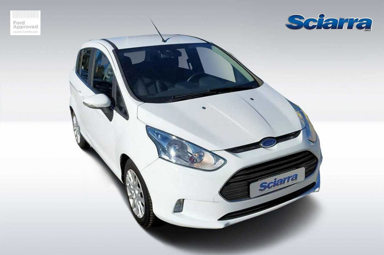 Ford B-Max 1.0 EcoBoost 100 CV Plus a 10.400€ - immagine 1