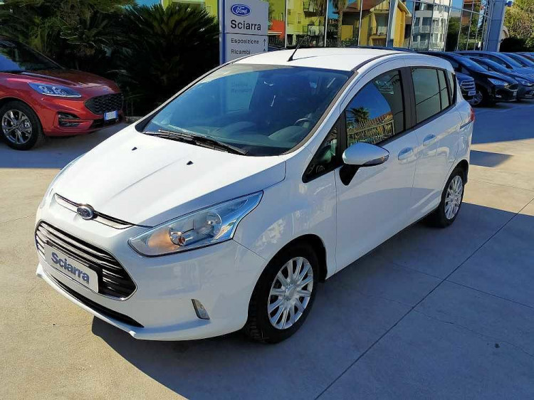 Ford B-Max 1.0 EcoBoost 100 CV Plus a 10.400€ - immagine 11