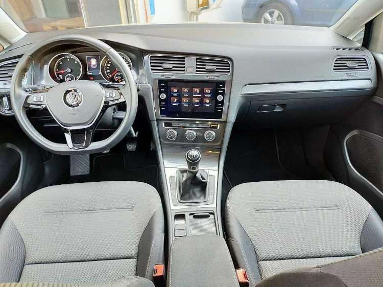 Volkswagen Golf 1.6 TDI 115 CV 5p. Business BlueMotion Technology a 18.000€ - thumb immagine 6