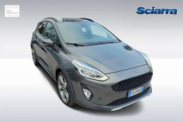 Ford Fiesta Active 1.5 TDCi a 11.900€ - immagine 1