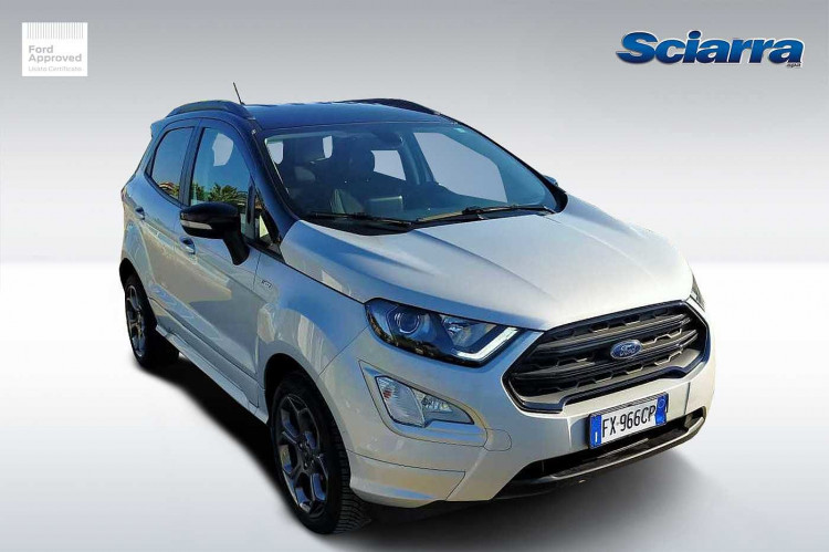 Ford Ecosport 1.0 EcoBoost 125 CV Start&Stop ST-Line a 16.900€ - immagine 1