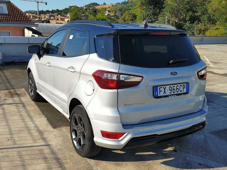 Ford Ecosport 1.0 EcoBoost 125 CV Start&Stop ST-Line a 16.900€ - immagine 10