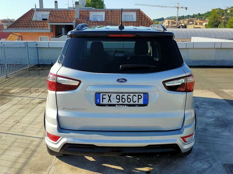 Ford Ecosport 1.0 EcoBoost 125 CV Start&Stop ST-Line a 16.900€ - immagine 13