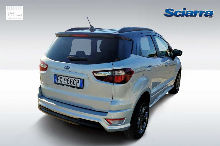 Ford Ecosport 1.0 EcoBoost 125 CV Start&Stop ST-Line a 16.900€ - immagine 2
