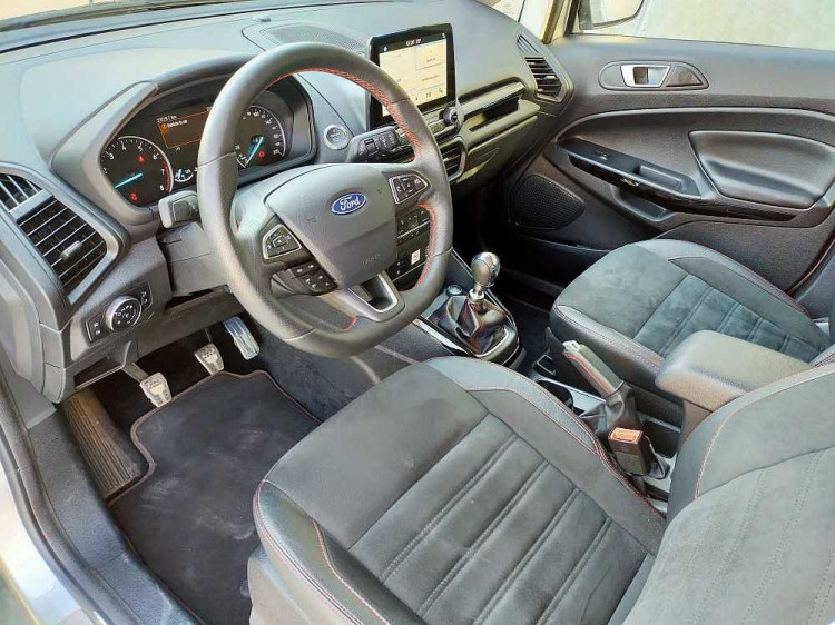 Ford Ecosport 1.0 EcoBoost 125 CV Start&Stop ST-Line a 16.900€ - immagine 5