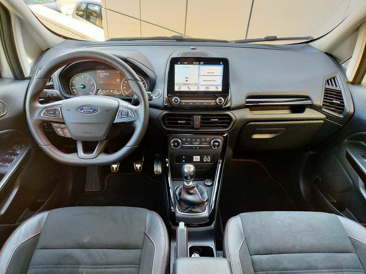 Ford Ecosport 1.0 EcoBoost 125 CV Start&Stop ST-Line a 16.900€ - immagine 6