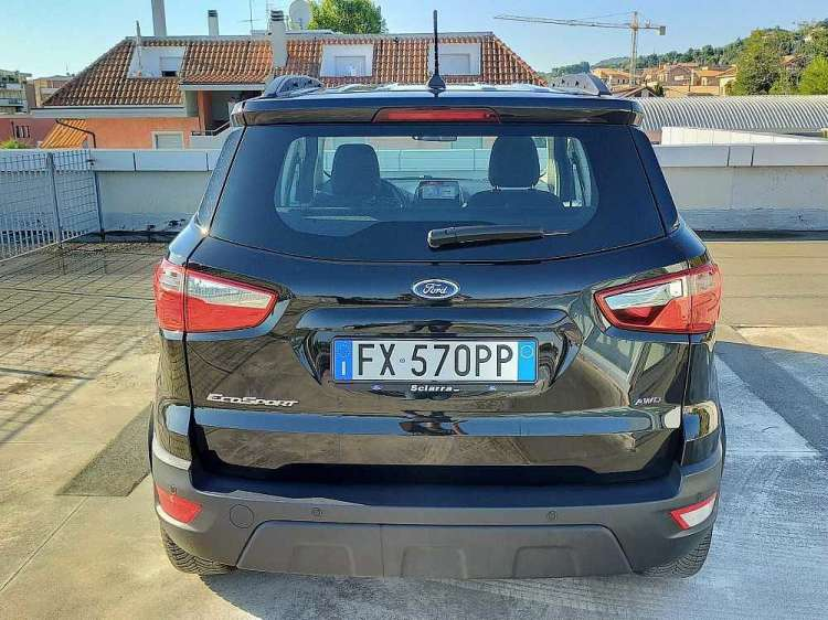 Ford Ecosport 1.5 TDCi 125 CV Start&Stop AWD Business a 17.900€ - immagine 12