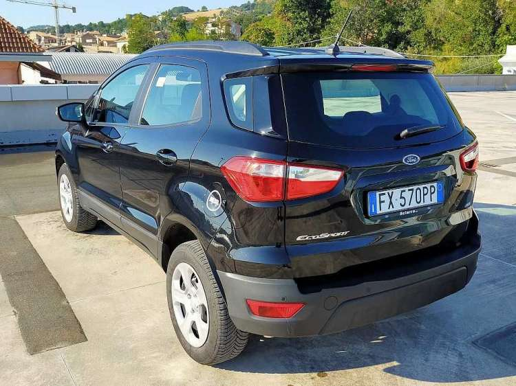 Ford Ecosport 1.5 TDCi 125 CV Start&Stop AWD Business a 17.900€ - immagine 13