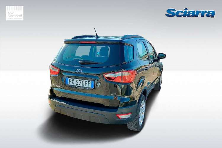 Ford Ecosport 1.5 TDCi 125 CV Start&Stop AWD Business a 17.900€ - immagine 2