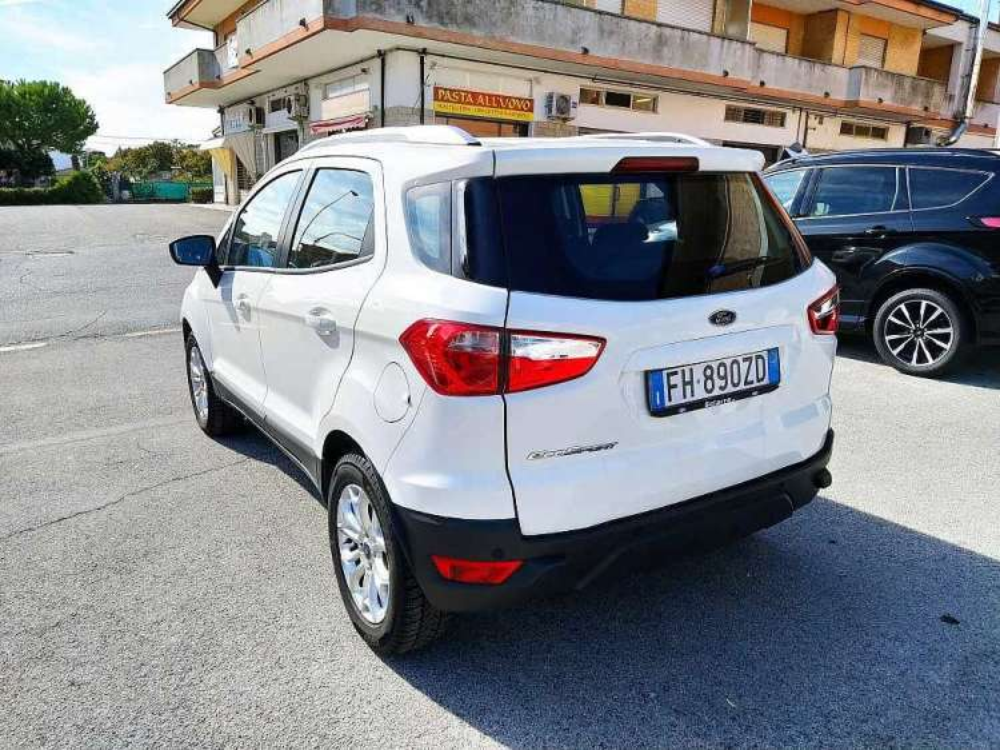 Ford Ecosport 1.5 TDCi 95 CV Plus a 13.300€ - immagine 10