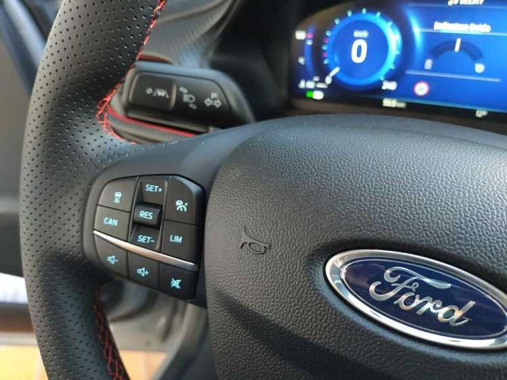 Ford Puma 1.0 EcoBoost Hybrid 155 CV S&S ST-Line X a 25.950€ - immagine 17