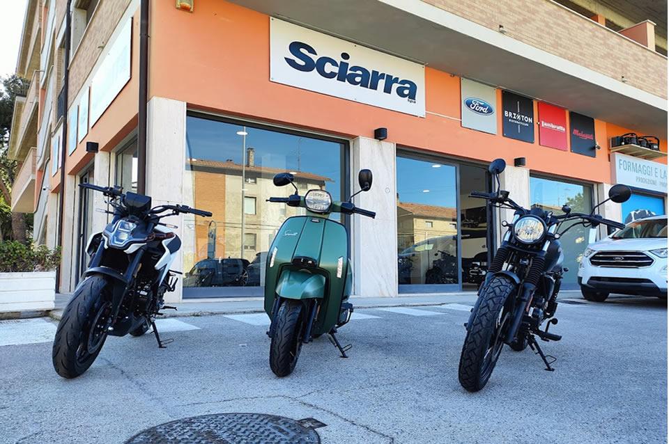 Sede Porto San Giorgio - Sciarra